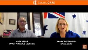 Small Caps with Kerry Stevenson