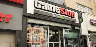 GameStop is worth more than $10 billion for the first time